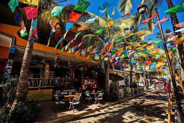 datos curiosos de Riviera Nayarit: Sayulita