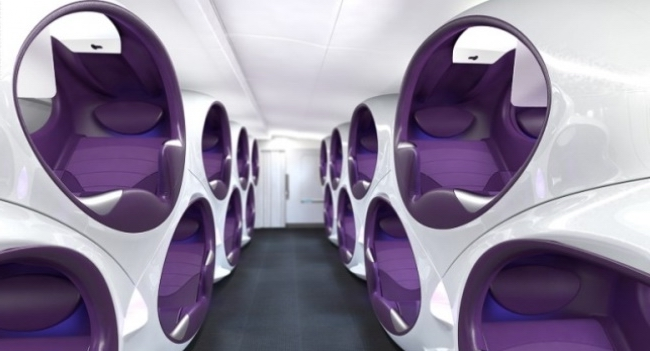 تطور طائرات السفر في المستقبل