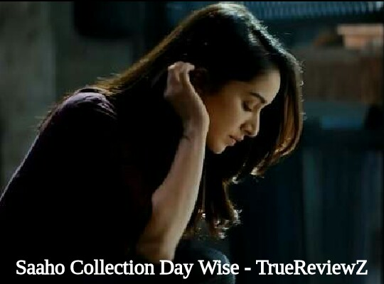 Saaho Box Office Day 9 Collection   India   Overseas