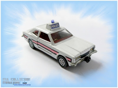 Gorgi Toys, Ford Cortina GXL