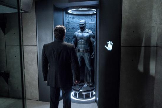 BEN AFFLECK, BATMAN V SUPERMAN: EL AMANECER DE LA JUSTICIA (2016)