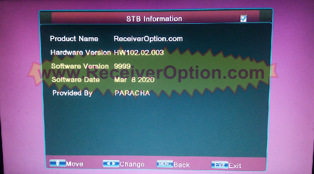 ALI3510C HW102.02.003 NEW SOFTWARE WITH DLNA & XTREAM IPTV OPTION