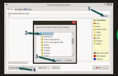 حذف الملفات الفارغة من حاسوبك لتسريعه أكثر وربح مساحة أكبر على القرص الصلب