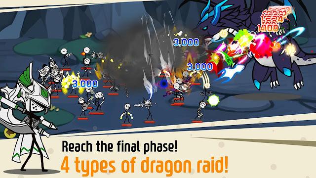 Legend of the cartoon - idle RPG Mod Apk