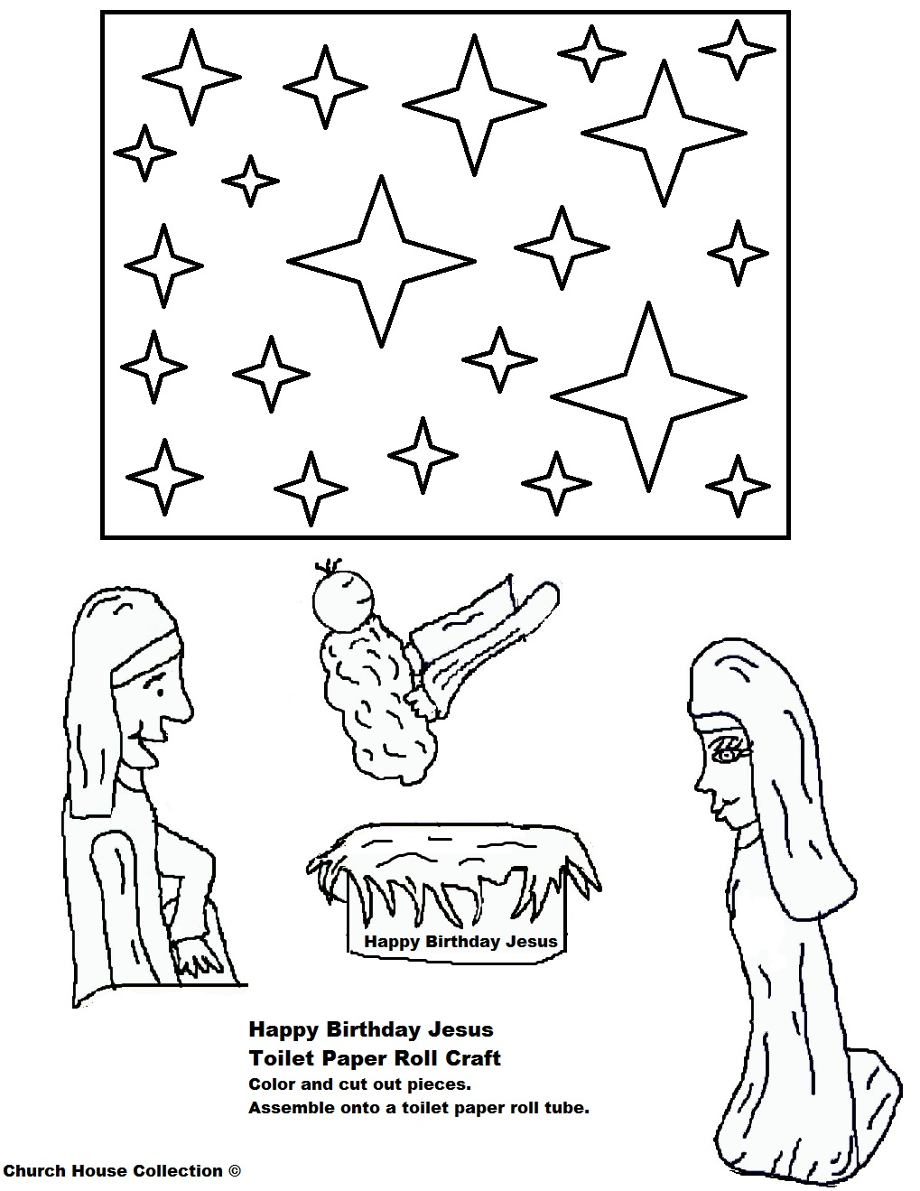 Church House Collection Blog: Happy Birthday Jesus