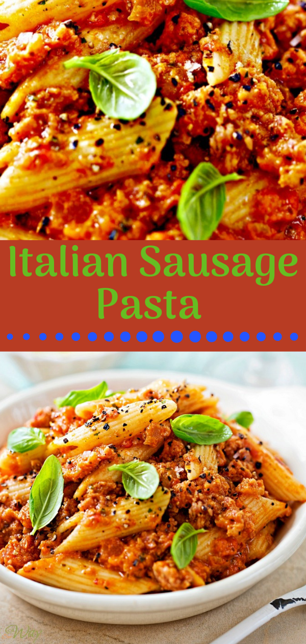 Healthy Recipes | Italian Sausage Pasta, Healthy Recipes For Weight Loss, Healthy Recipes Easy, Healthy Recipes Dinner, Healthy Recipes Pasta, Healthy Recipes On A Budget, Healthy Recipes Breakfast, Healthy Recipes For Picky Eaters, Healthy Recipes Desserts, Healthy Recipes Clean, Healthy Recipes Snacks, Healthy Recipes Low Carb, Healthy Recipes Meal Prep, Healthy Recipes Vegetarian, Healthy Recipes Lunch, Healthy Recipes For Kids, Healthy Recipes Crock Pot, Healthy Recipes Videos, Healthy Recipes Weightloss, Healthy Recipes Chicken, Healthy Recipes Heart, Healthy Recipes For One, Healthy Recipes For Diabetics, Healthy Recipes Smoothies, Healthy Recipes For Two, Healthy Recipes Simple, Healthy Recipes For Teens, Healthy Recipes Protein, Healthy Recipes Vegan, Healthy Recipes For Family, Healthy Recipes Salad, Healthy Recipes Cheap, Healthy Recipes Shrimp, Healthy Recipes Paleo, Healthy Recipes Delicious, Healthy Recipes Gluten Free, Healthy Recipes Keto, Healthy Recipes Soup, Healthy Recipes Beef, Healthy Recipes Fish, Healthy Recipes Summer, Healthy Recipes Vegetables, Healthy Recipes Diet, Healthy Recipes No Meat, Healthy Recipes Asian, Healthy Recipes On The Go, Healthy Recipes Fast, Healthy Recipes Ground Turkey, Healthy Recipes Rice, Healthy Recipes Mexican, Healthy Recipes Fruit, Healthy Recipes Tuna, Healthy Recipes Sides, Healthy Recipes Zucchini, Healthy Recipes Broccoli, Healthy Recipes Spinach,  #healthyrecipes #recipes #food #appetizers #dinner #sausage #pasta