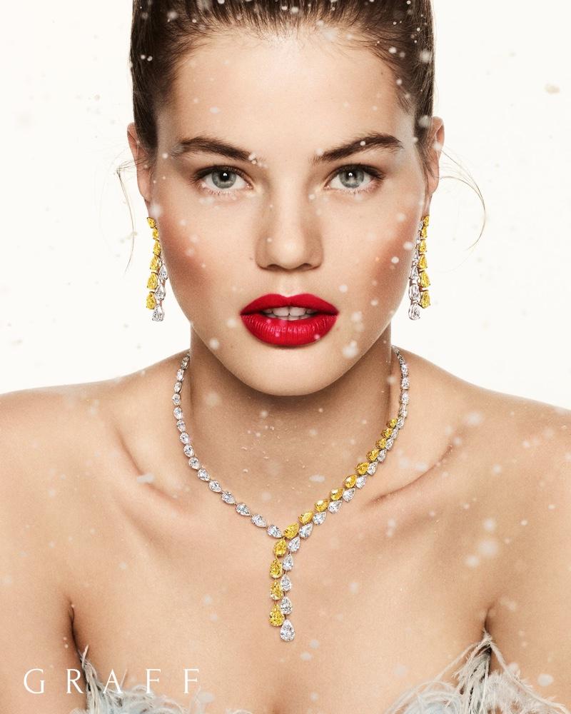 Graff Diamonds unveils Christmas 2019 campaign
