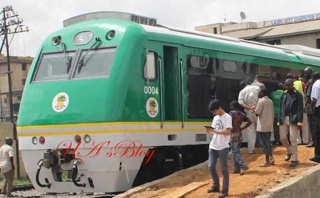 JUST IN!!! Nigerian Railway Shuts Train Services Nationwide