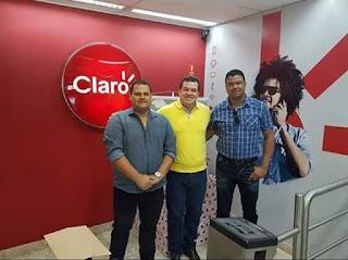 Haroldo Aguiar, Marquinho Viana e Juninho