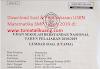 Soal USBN MATEMATIKA SMP 2019 Paket 1 (Kode Soal: K-06 | P.1) disertai Kunci Jawaban