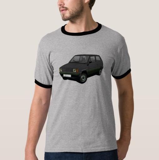 Fiat Panda Mk1 t-shirt
