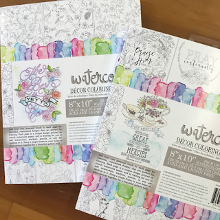 coloring books our lives become busier with each passing day and as technology escalates so does our access to work obligations and stress - Watercolor Coloring Book