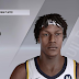 Myles Turner Cyberface, Hair and body Model v2 by 2kWAY40 [FOR 2K21]
