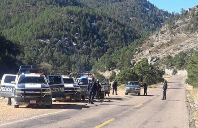 100 Sicarios de Sinaloa iban a la toma de Chihuahua , Policías, Militares y Gardias Nacionales  montan operativa para bloquearlos