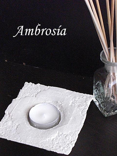 tealights deco ambrosia. Black Bedroom Furniture Sets. Home Design Ideas