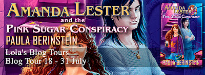 Amanda Lester and the Pink Sugar Conspiracy free Banner