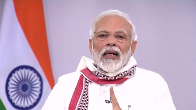 3 मई तक हर देशवासी को लॉकडाउन में ही रहना होगा - PM Modi