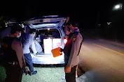 Kapolsek Menjalin Pimpin Langsung Kegiatan Operasi Pekat Dengan Sasaran Narkotika, Sajam Premanisme Dan Curanmor