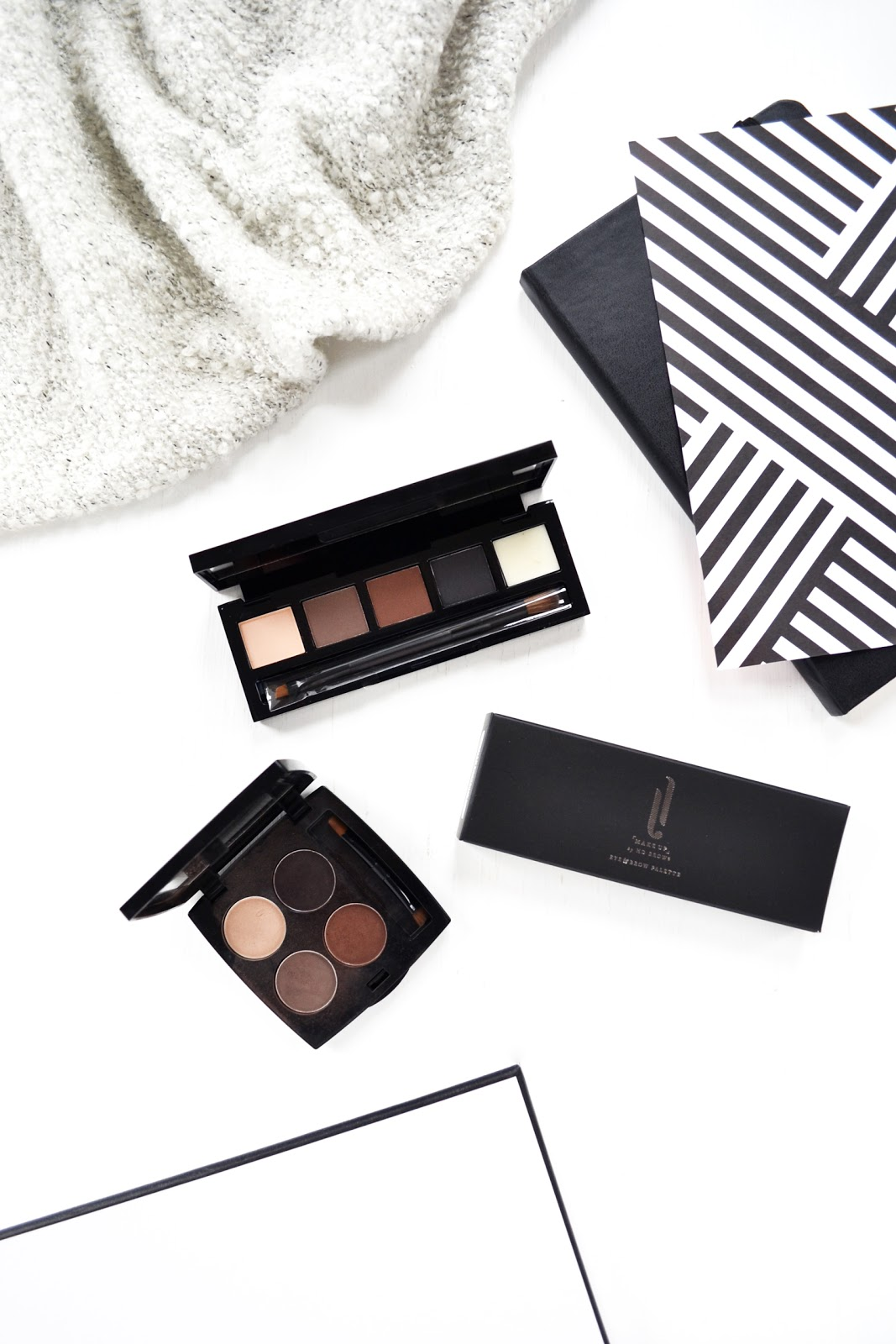 hd brow kit, hd eyebrow palette