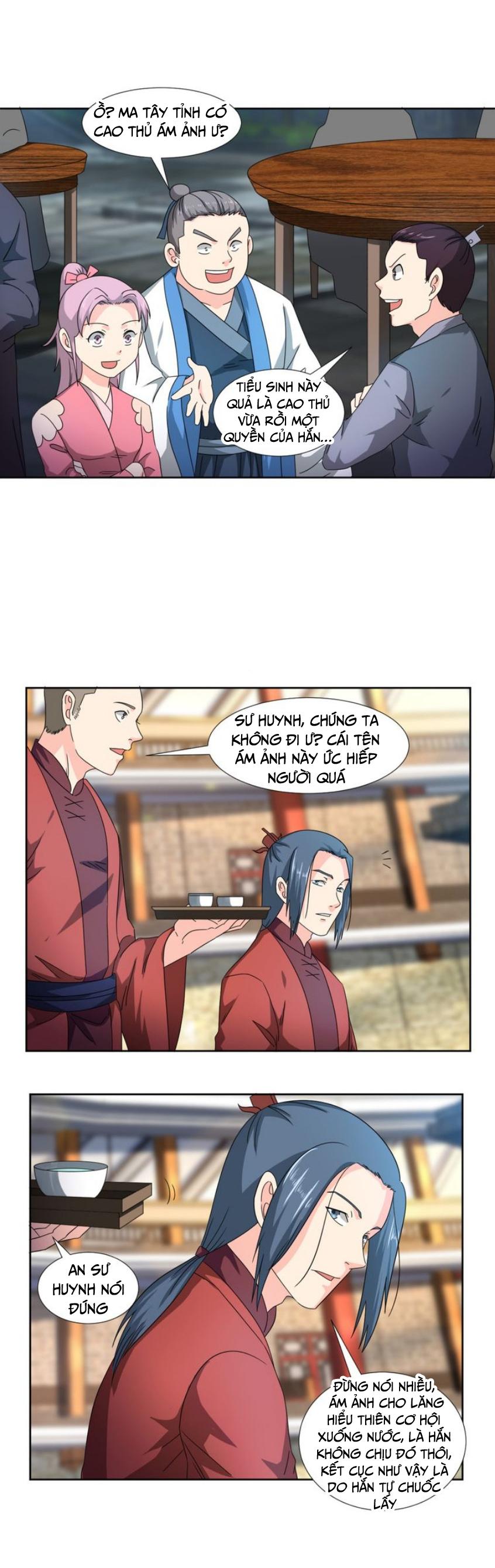Cực Vũ Huyền Đế Chapter 82 - Truyenmoi.xyz