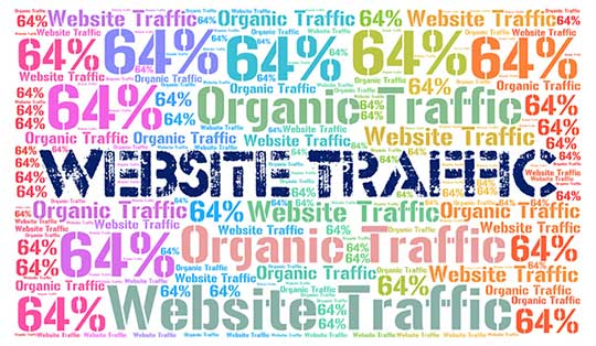 18 Genuine ways to get traffic on your website