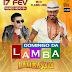 Neste domingo terá show de Lambasaia, no Clube Lira, em Mundo Novo-BA