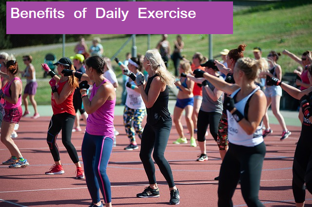 Best Exercise tips:-Benefits  of  Exercise -2020
