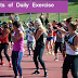 Best Exercise tips:-Benefits  of  Exercise