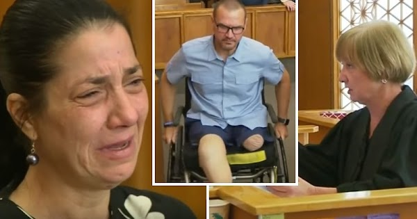 Drunk Driver Insults Wheelchair Bound Victim, Judge Makes Her Pay