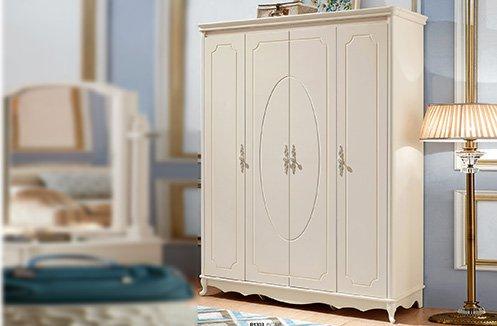 Gợi ý 3 mẫu tủ quần áo đẹp bằng gỗ tự nhiên phù hợp với phòng ngủ chung cư