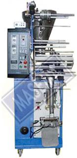 Mesin Packaging Makanan MS-189TL dari Masema, Kecepatan Otomatisasi Tinggi