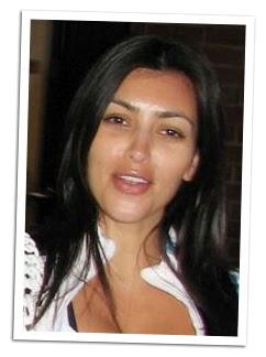 Kim Kardashian No Makeup ~ Fashion