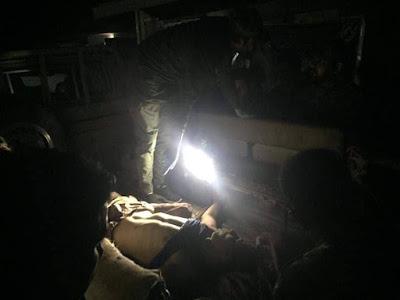 الحشد الشعبي يصد هجوما استهدف منزل أحد شيوخ ناحية حمرين ويقتل أحد المهاجمين