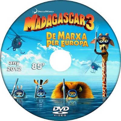 Madagascar 3 - De marxa per Europa