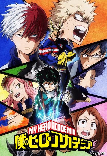 Boku no Hero Academia 63/??