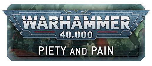 Warhammer 40,000 Piedad y Dolor