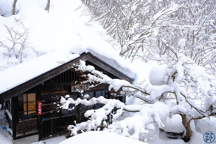 Le Chameau Bleu - Voyage au Nord du Japon - Tohoku - Aoni Onsen - hotspring
