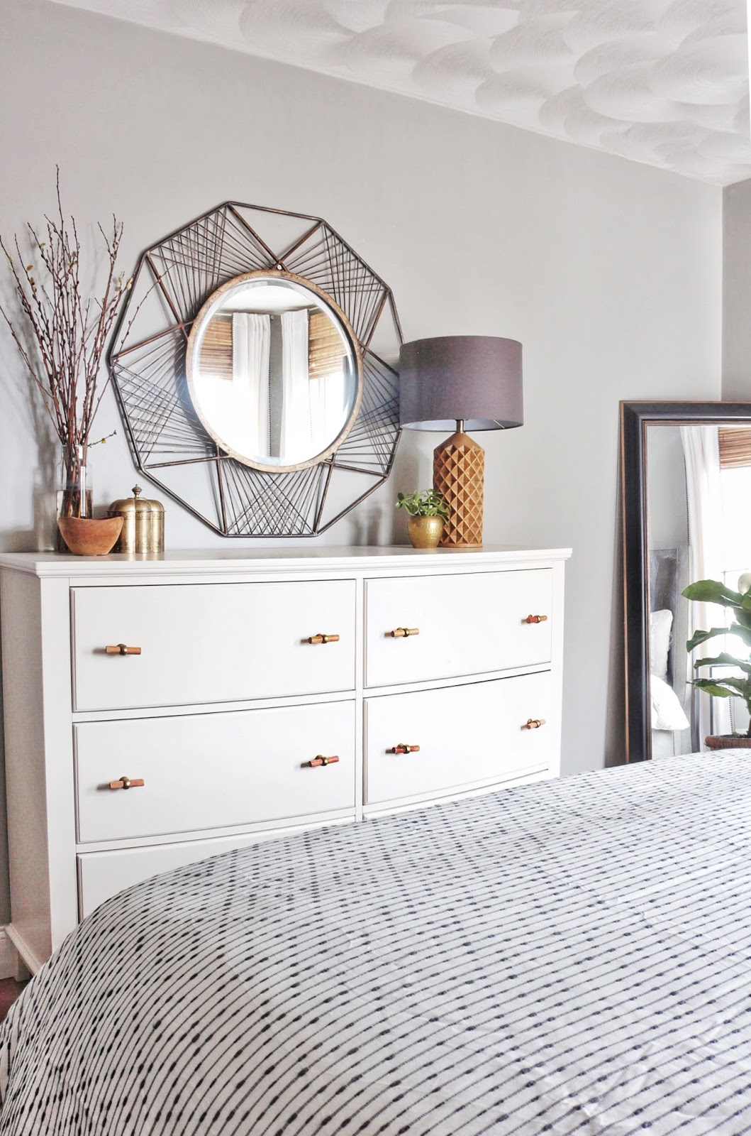 The Makings Of A Simple And Sophisticated Master Bedroom With Raymour Flanigan Made By Carli
