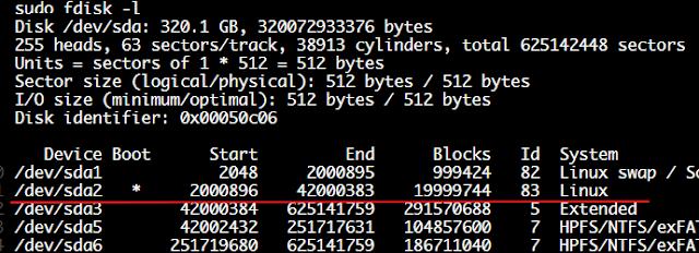Cara mudah mengatasi error boot busybox initramfs - anditii knowledge