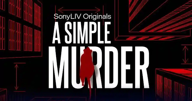 A Simple Murder Poster