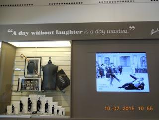 Muzeul Charlie Chaplin, Corsier-sur-Vevey