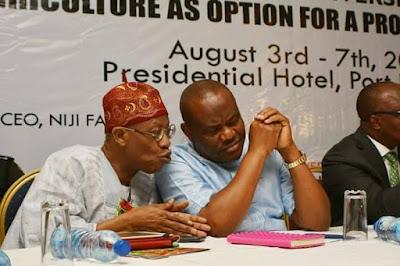 President Buhari: Jonathan Failed To Save For The Rainy Day