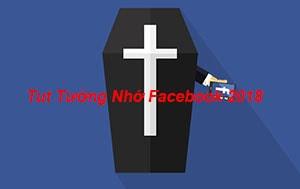 Tut Tưởng Nhớ Facebook