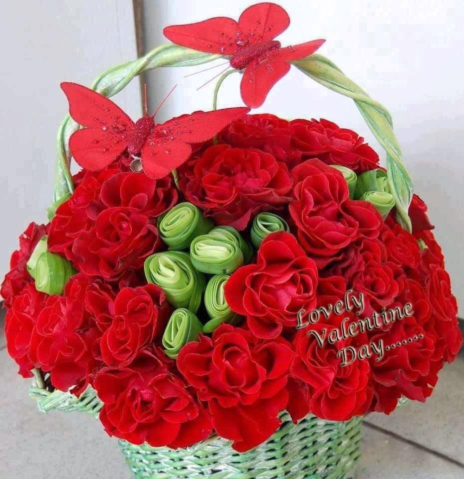 for my lovely valentine
