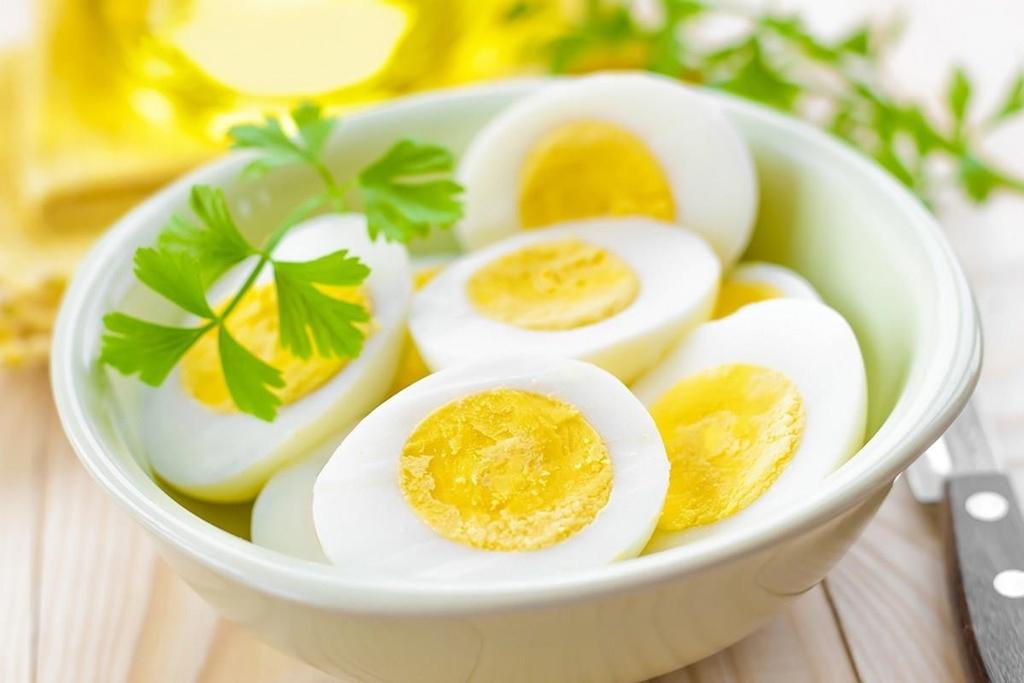 Mẹo nấu ăn ngon với trứng