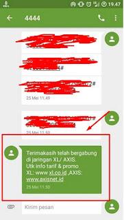 registrasi kartu SIM gagal