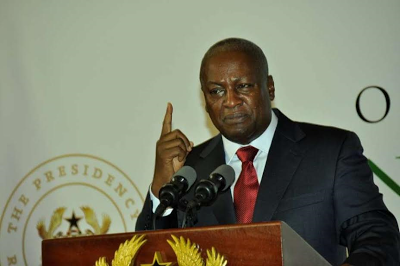 Ghanian former president refutes net worth reports