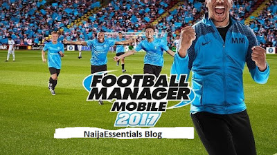 Mobile Football Manager 2017 IPA iPhone Game Download