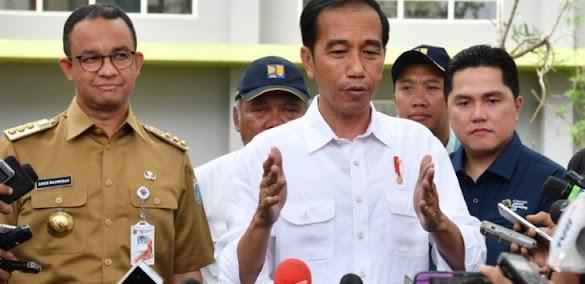 PP 32/2018 Jurus Jokowi Hadang Anies?