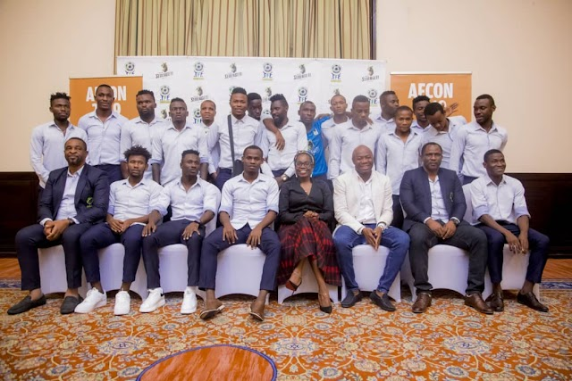SBL yafanya 'hafla kuipongeza Taifa Stars' baada ya kurejea kutoka AFCON